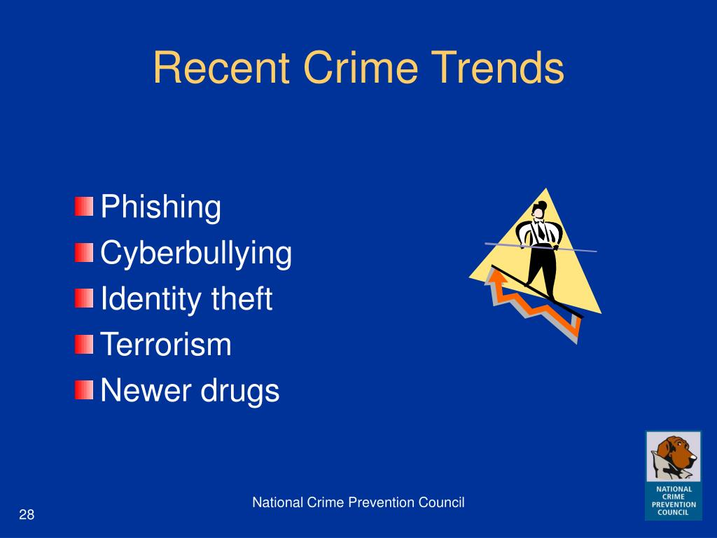 Recent Crime Trends