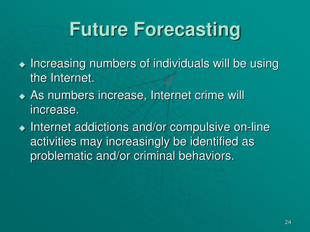 Future Forecasting