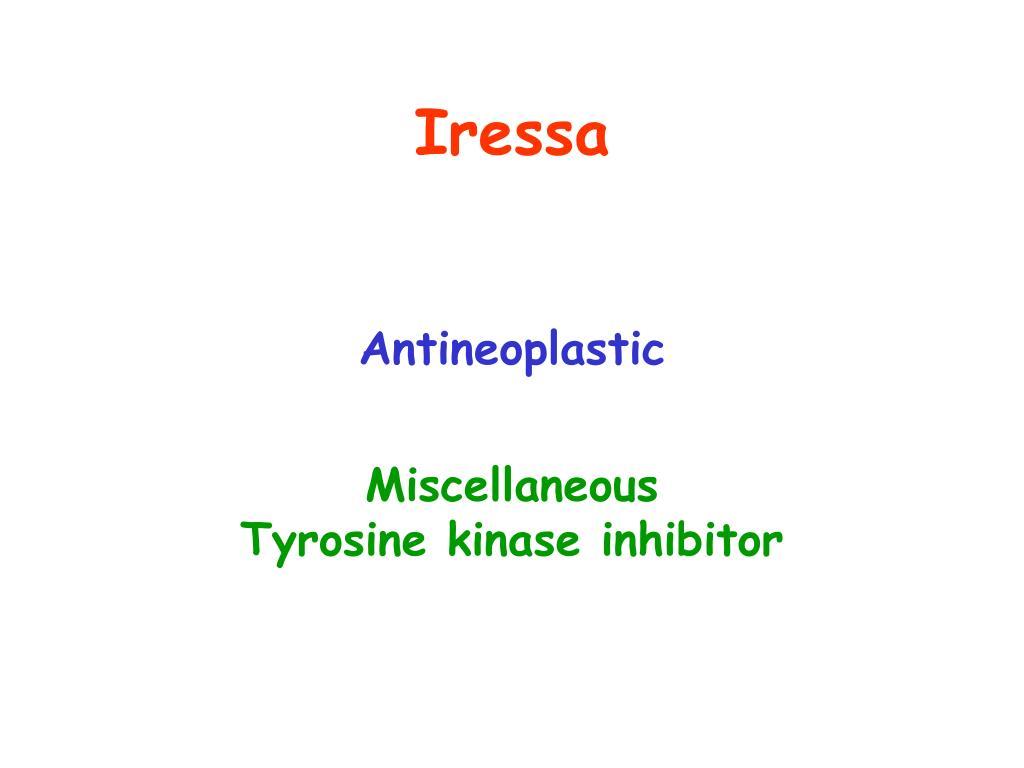 Iressa