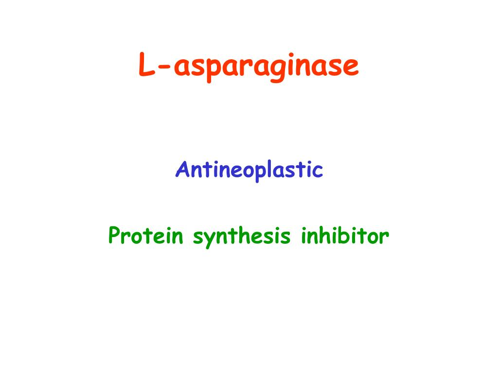 L-asparaginase