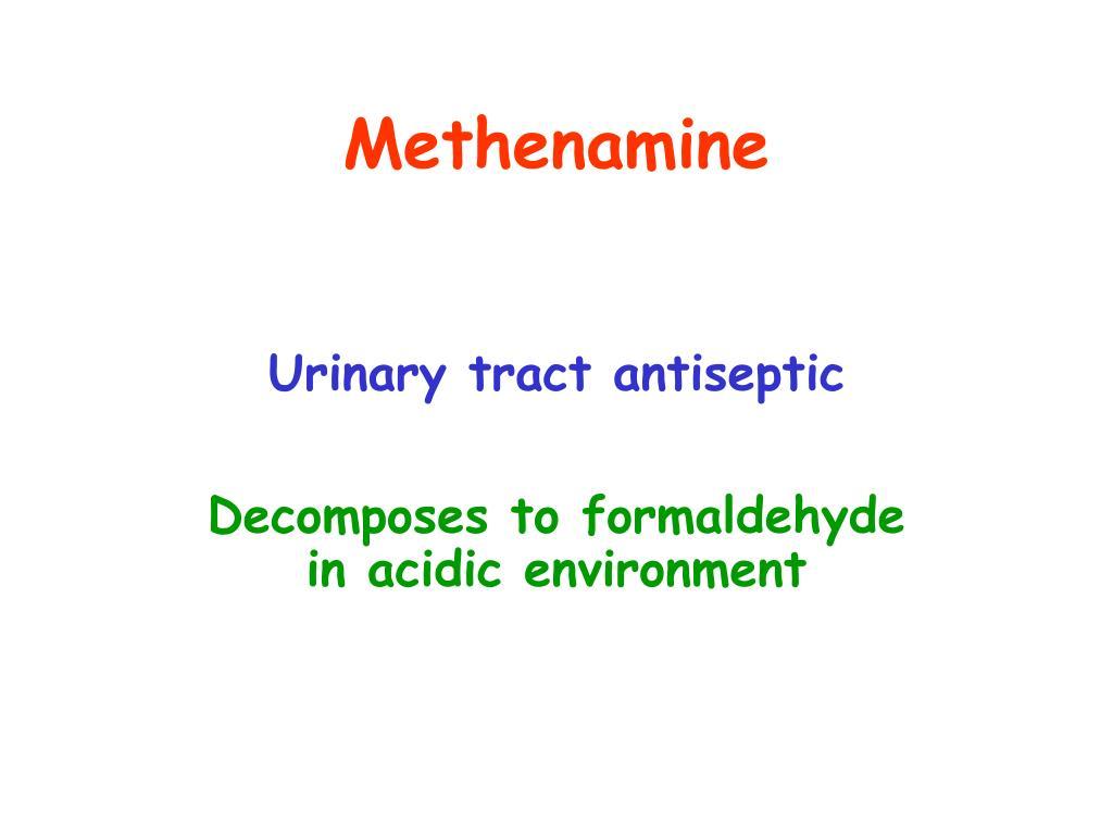 Methenamine