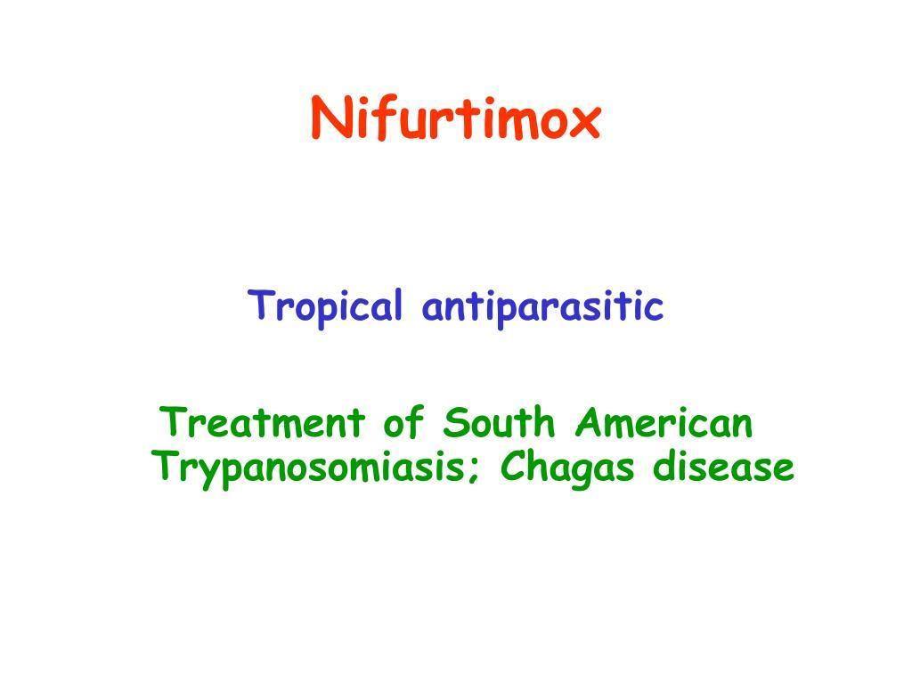 Nifurtimox