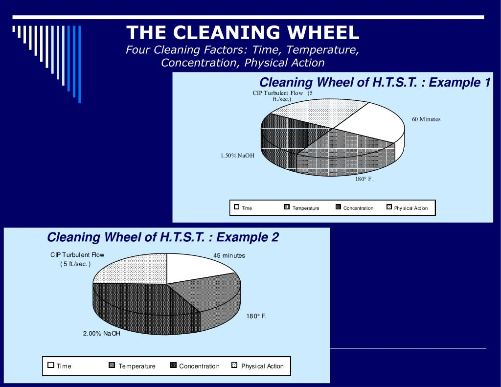 THE CLEANING WHEEL