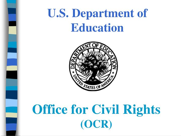 U.S. Department of Education