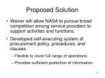 proposed solution17