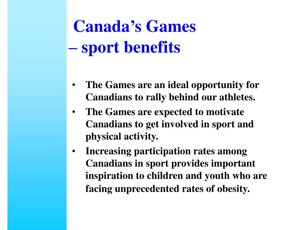 Canada's Games