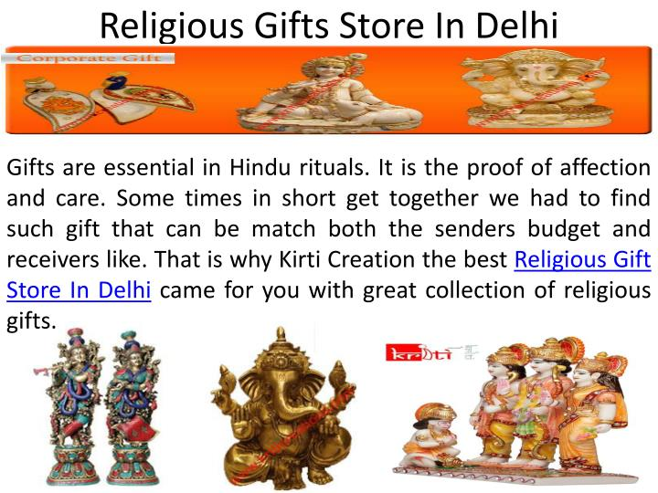 Religious gifts store in delhi