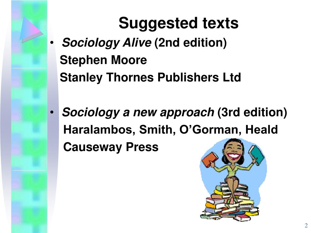Suggested texts