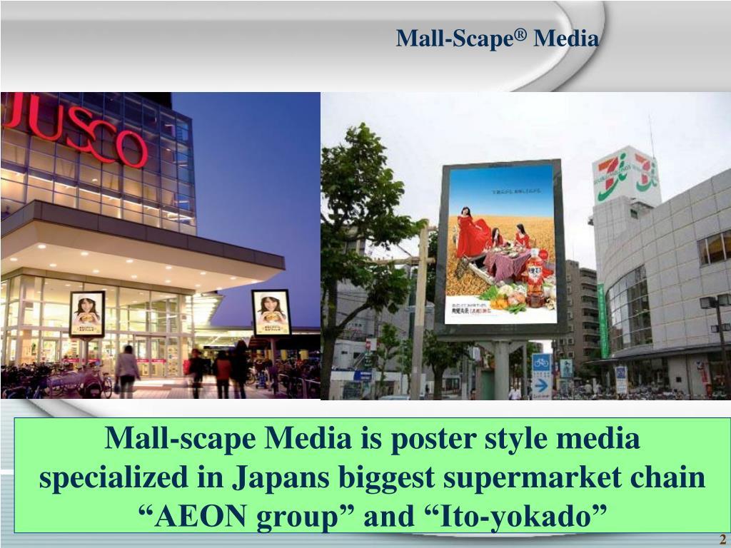 Mall-Scape