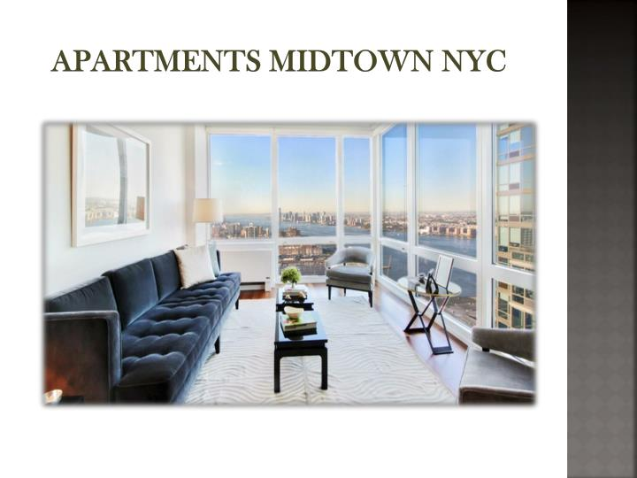 Apartments Midtown