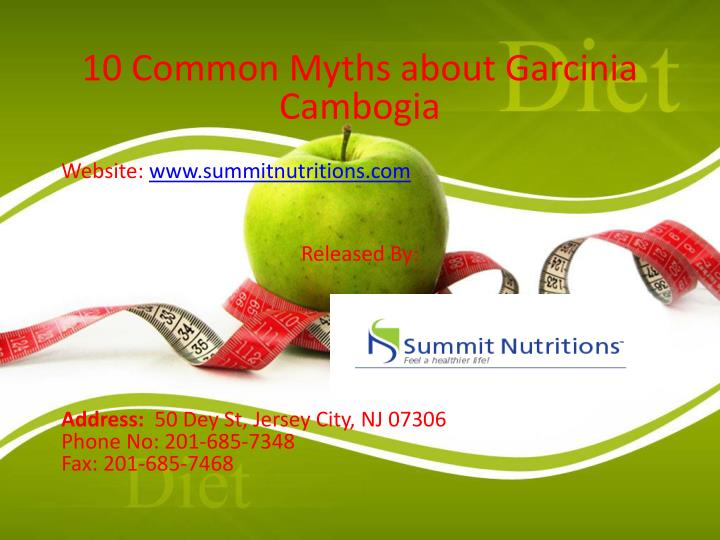 10 Common Myths about