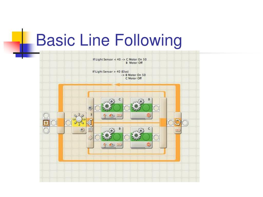 Basic Line Following