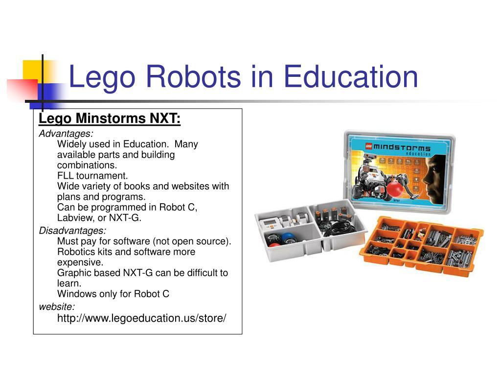 Lego Minstorms NXT: