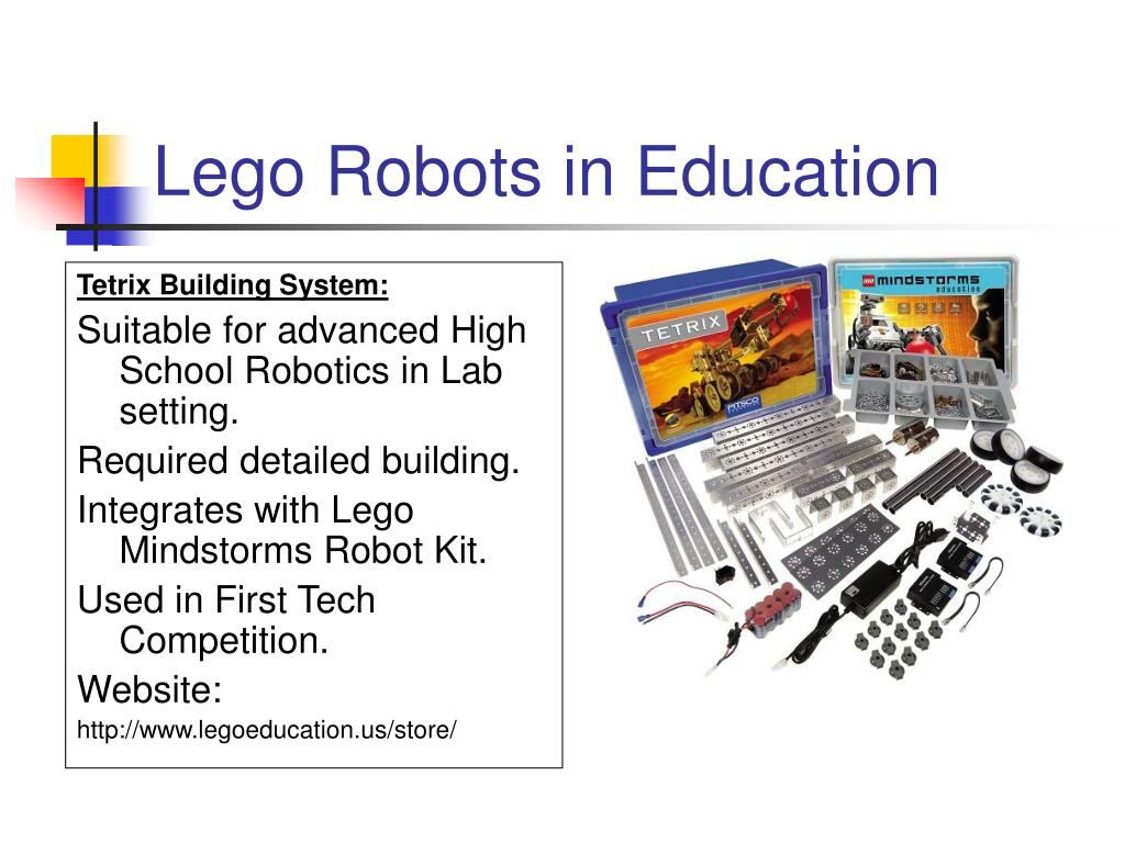 Tetrix Building System: