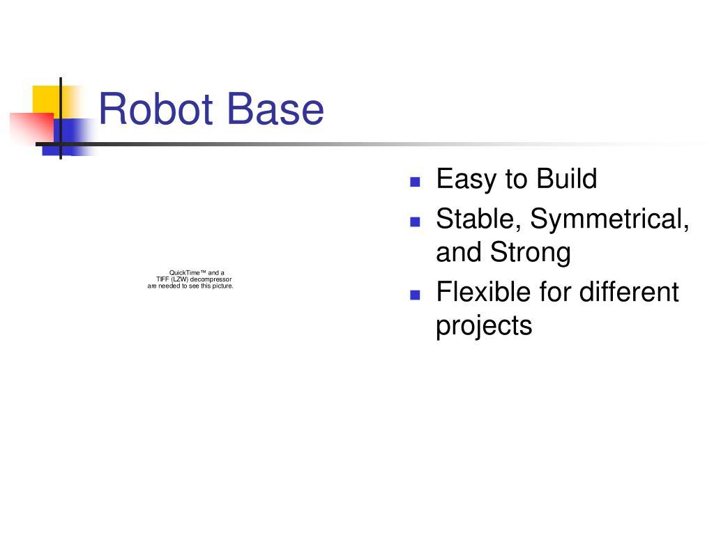 Robot Base