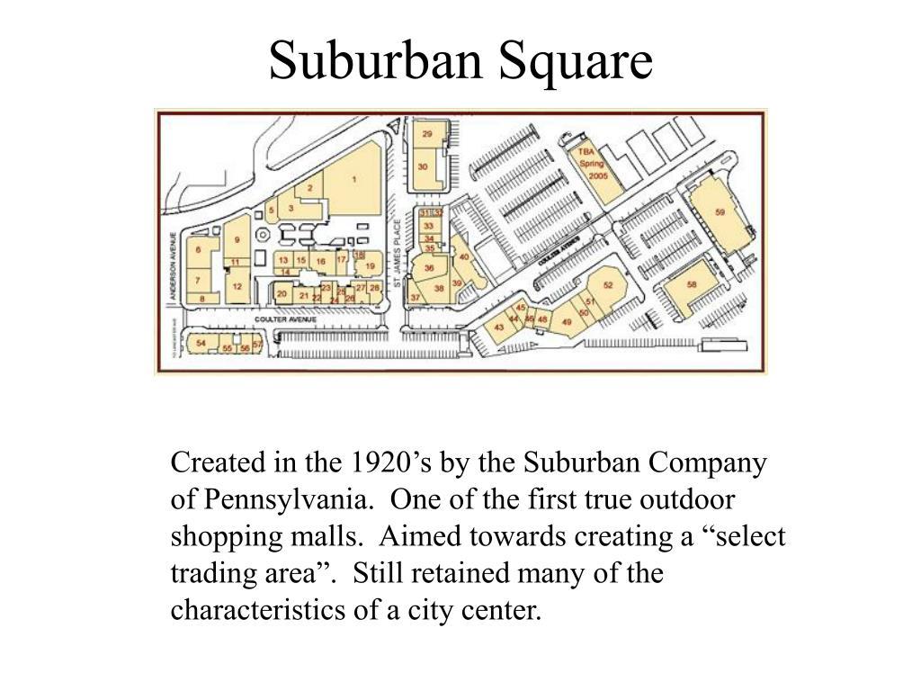 Suburban Square
