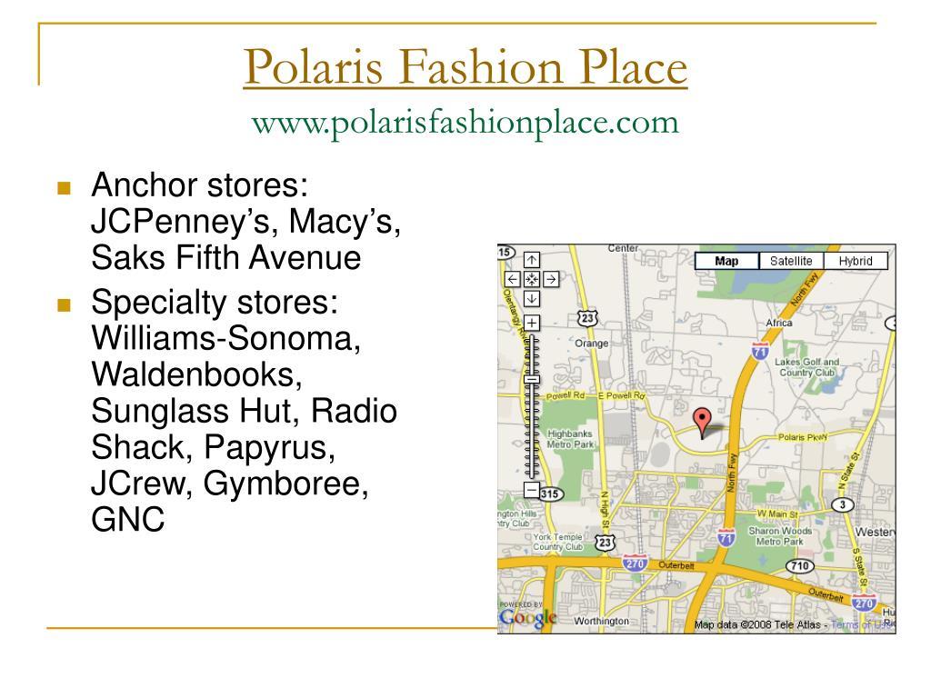 Polaris Fashion Place