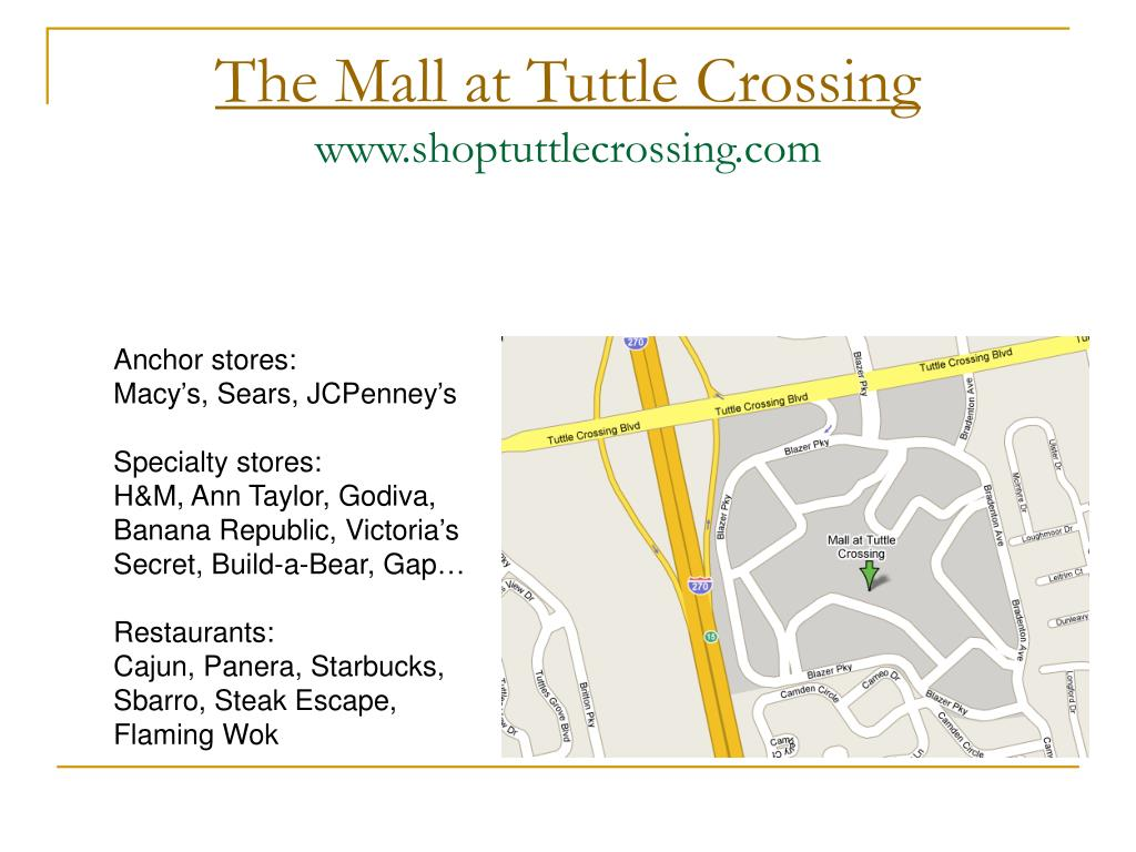 The Mall at Tuttle Crossing