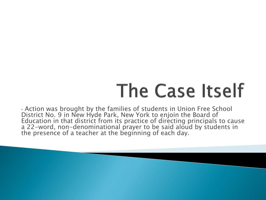 The Case Itself
