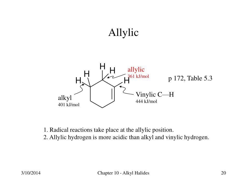 allylic
