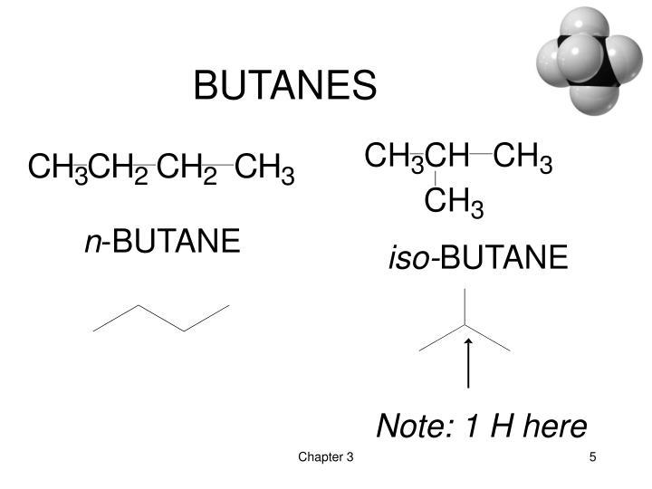 BUTANES