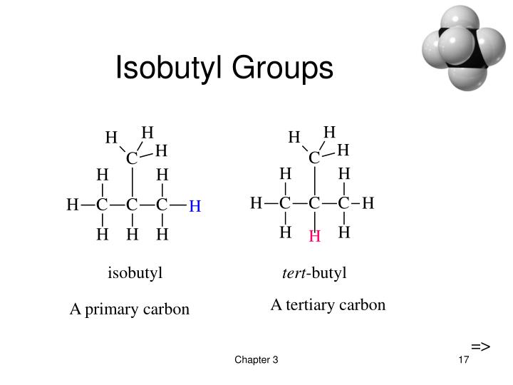 Isobutyl Groups