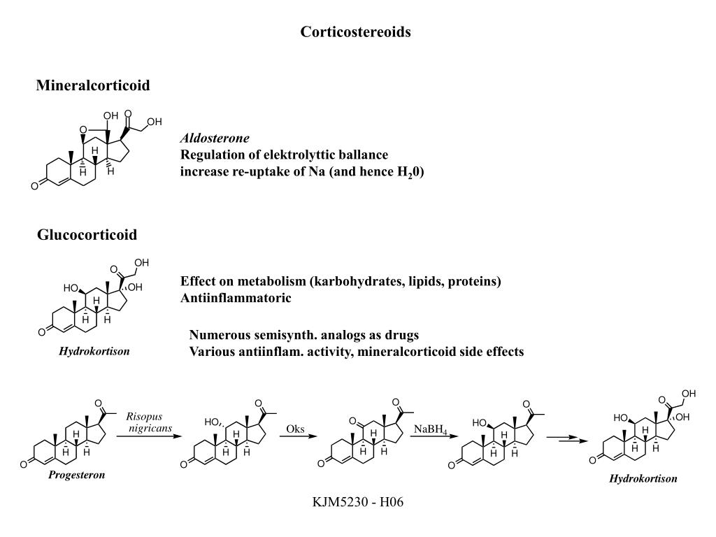 Corticostereoids