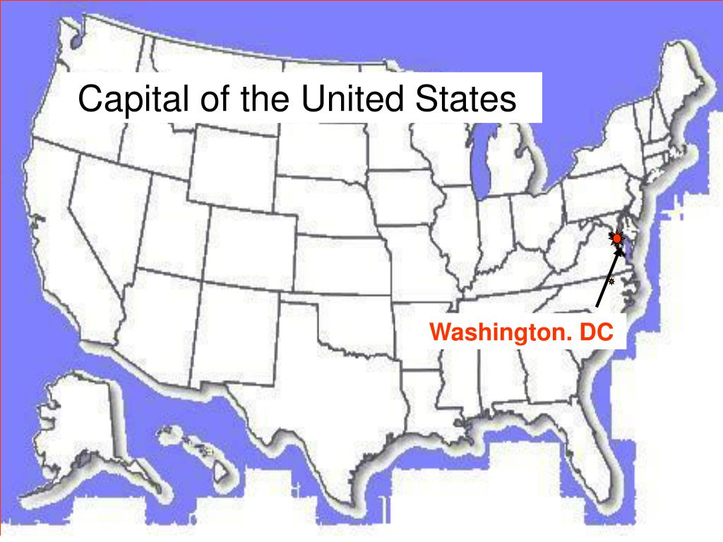 Capital of the United States