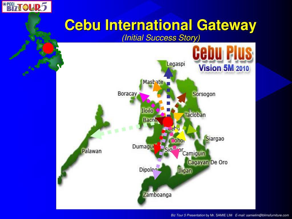 Cebu International Gateway