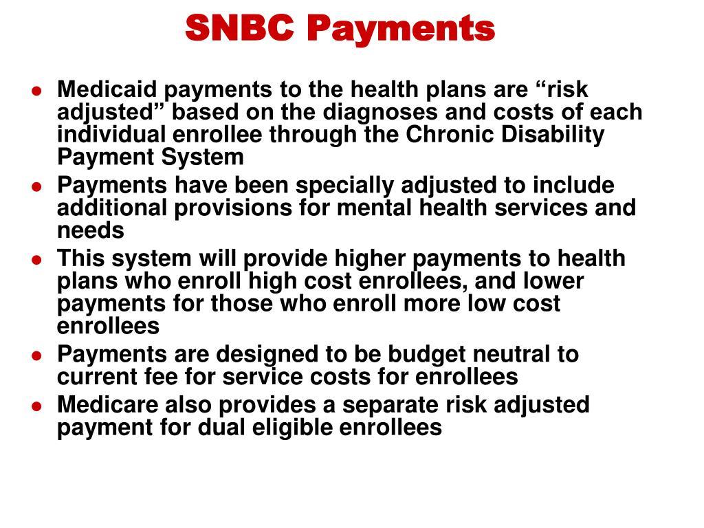 SNBC Payments
