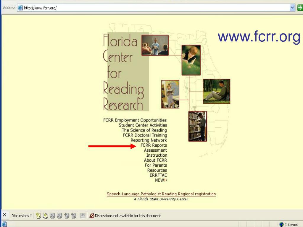 www.fcrr.org