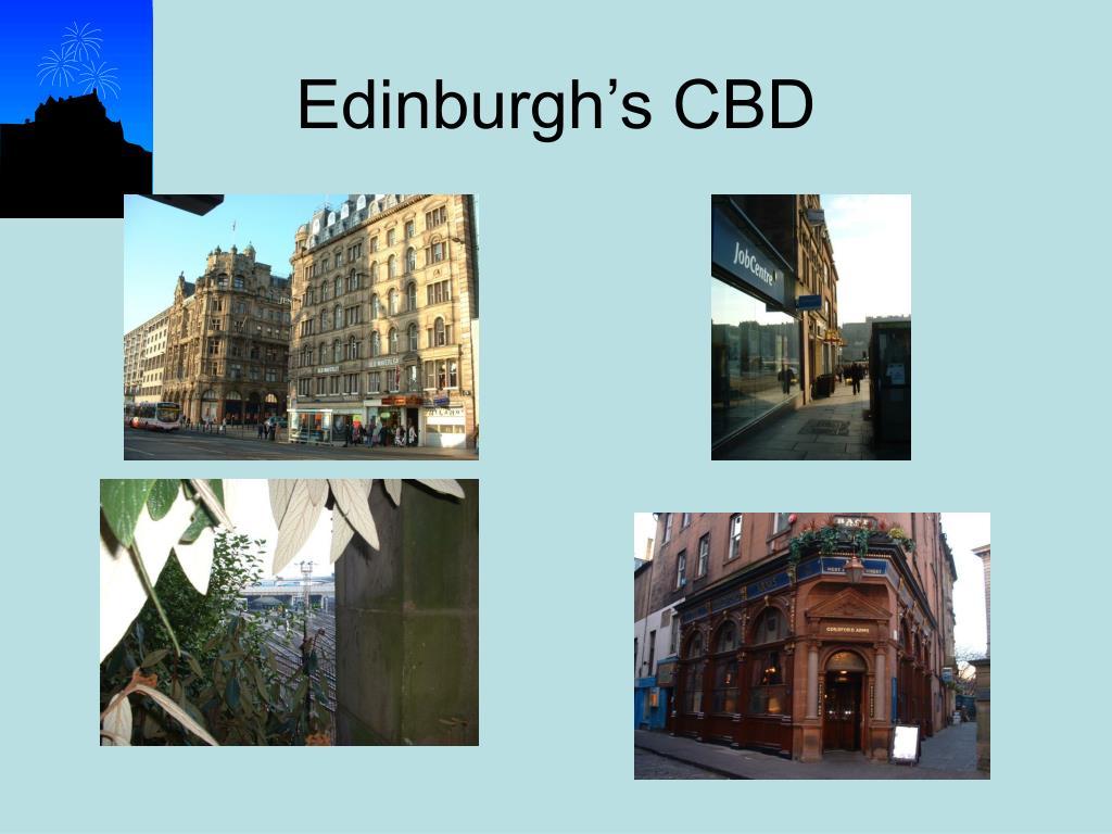 Edinburgh's CBD