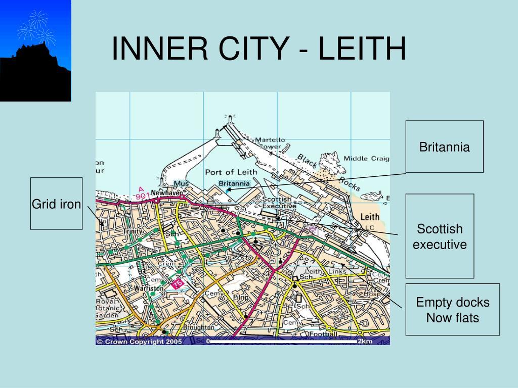 INNER CITY - LEITH