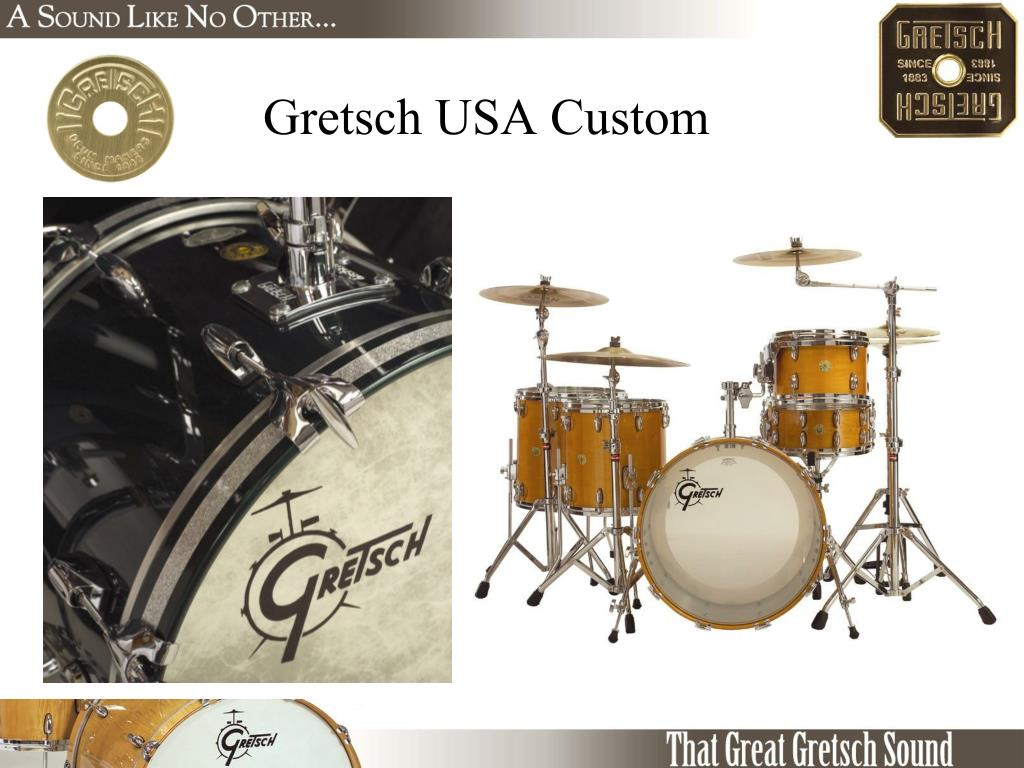 Gretsch USA Custom