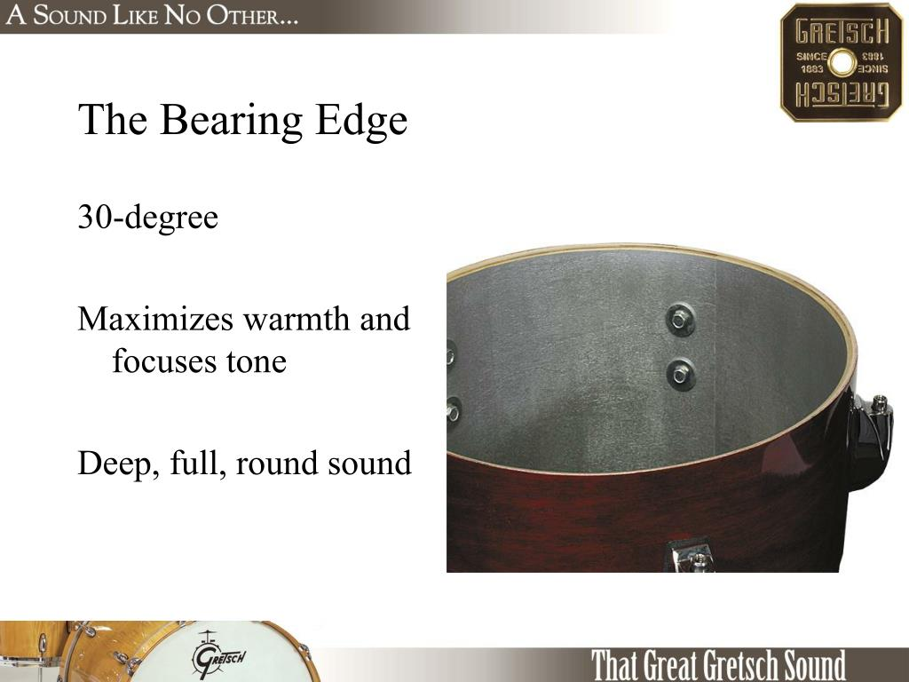 The Bearing Edge