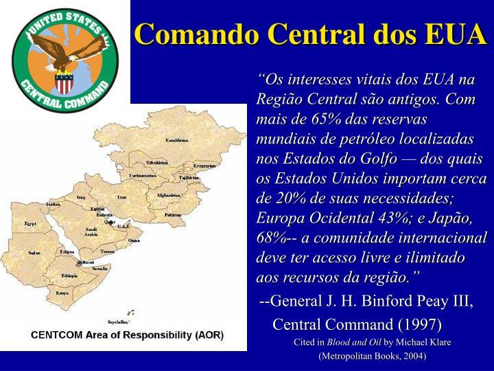 Comando Central dos EUA