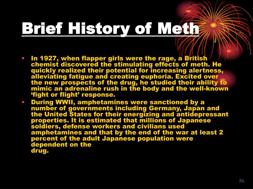 Brief History of Meth