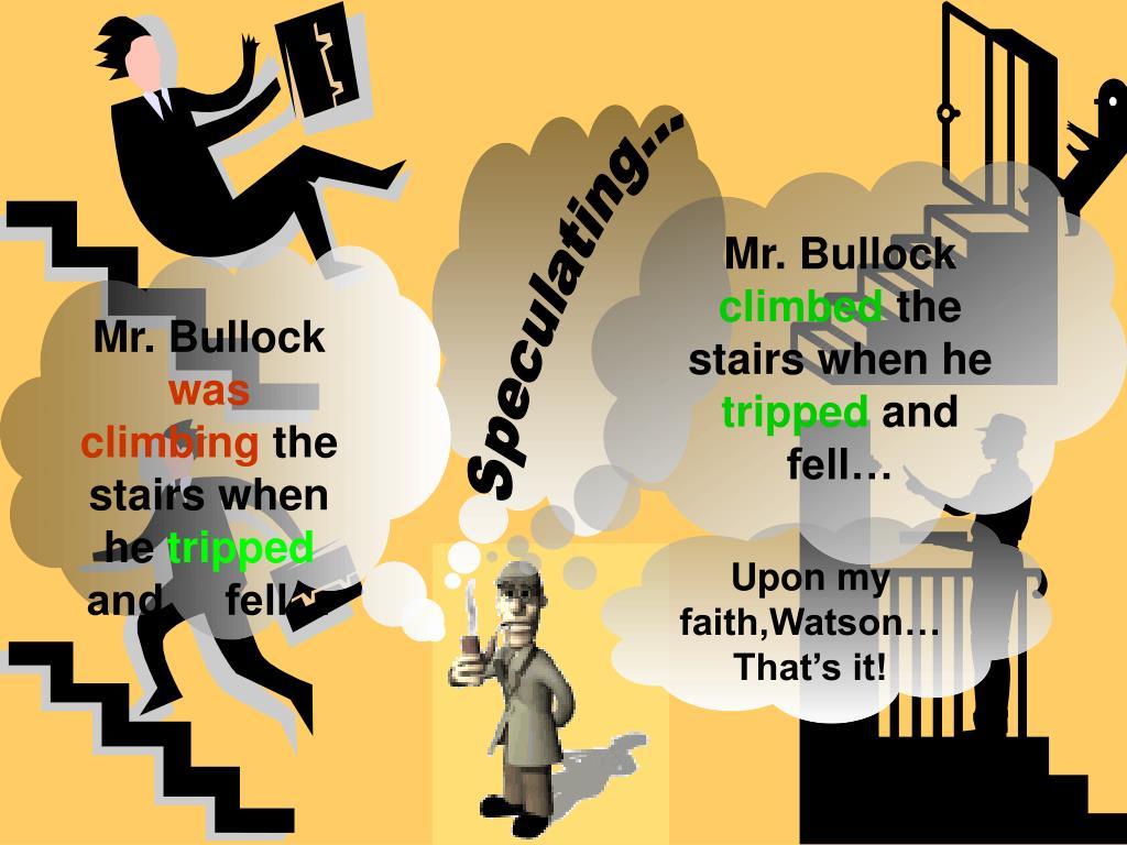 Mr. Bullock