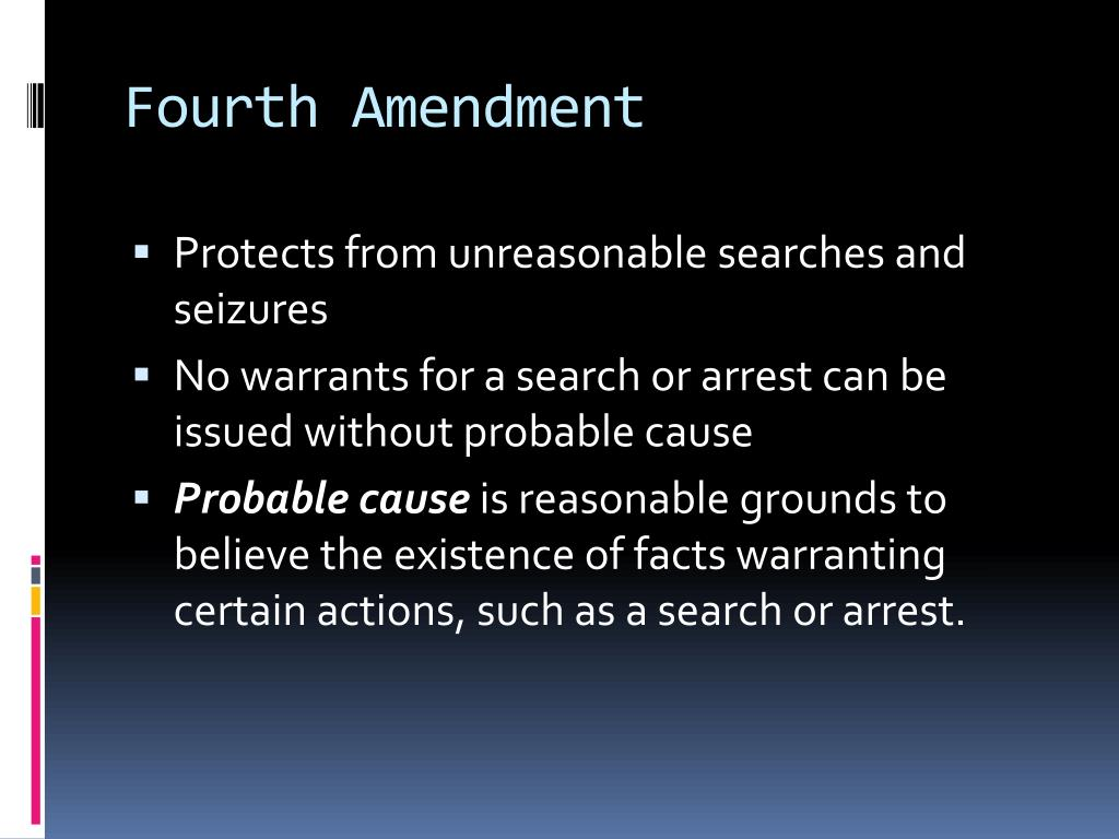 cj 101 4th amendment Study 48 cj 1010 test #1 (review of chapters 1, 4, & 5) flashcards from mark e on studyblue.
