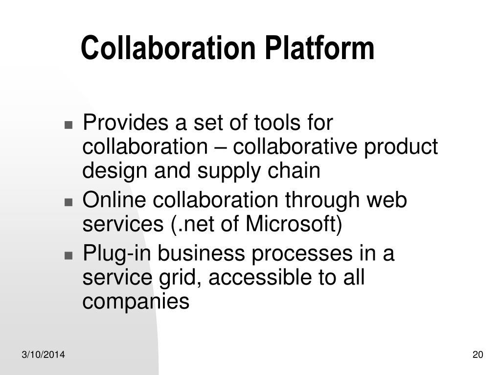 Collaboration Platform