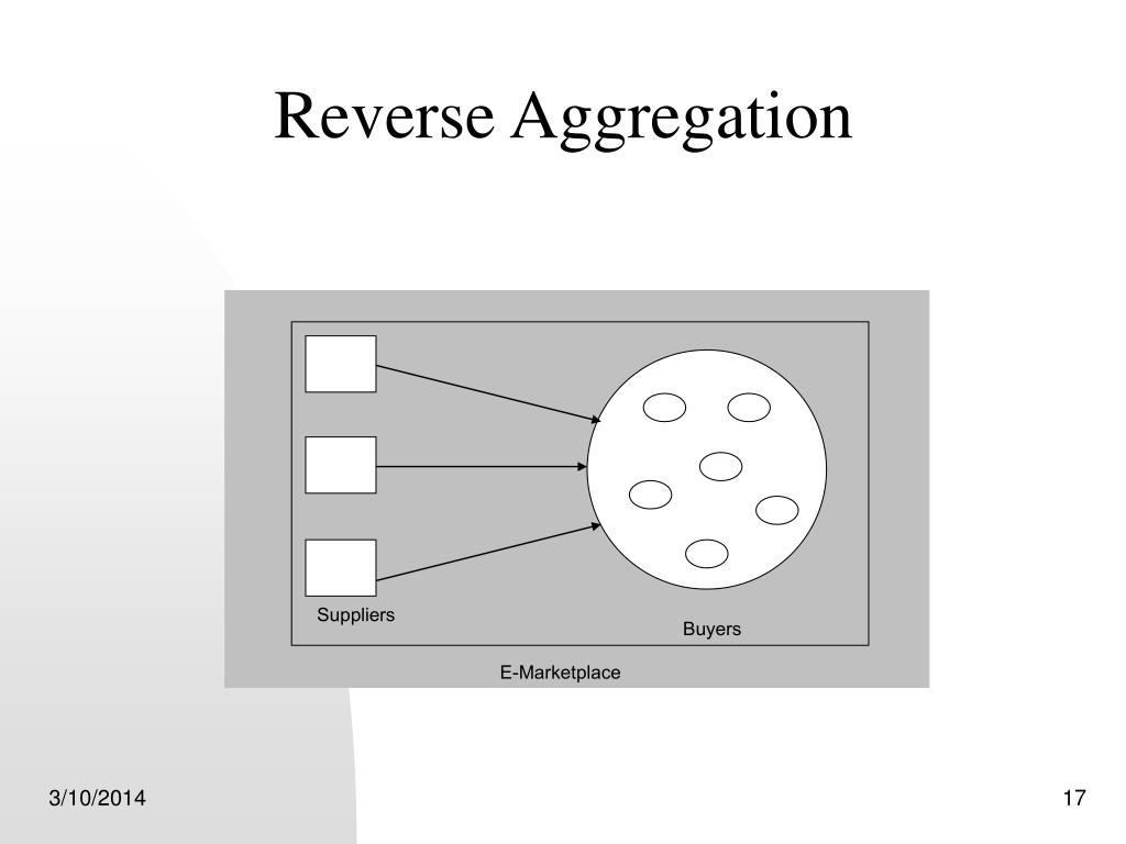 Reverse Aggregation
