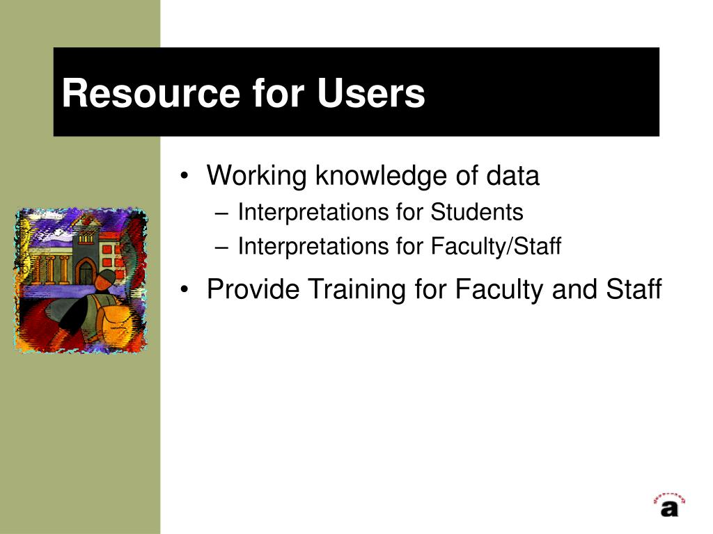 Resource for Users