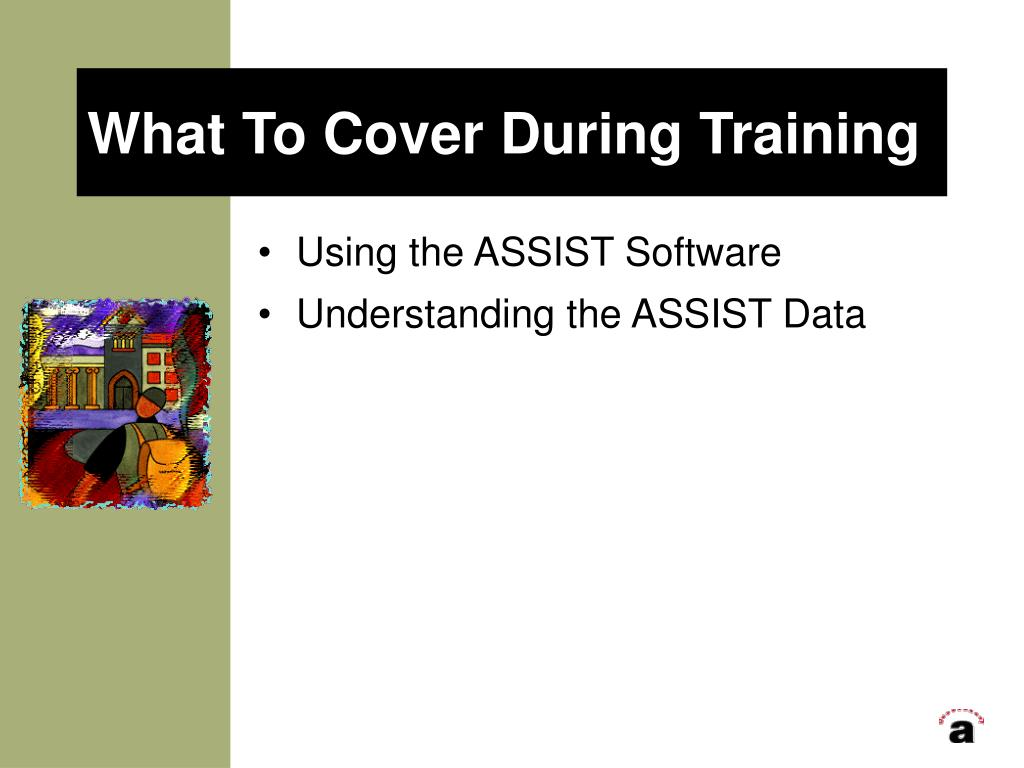 What To Cover During Training