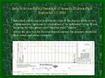 directions for filling out bank of america deposit slips september 23 2002