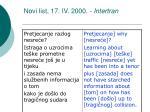 novi list 17 iv 2000 intertran