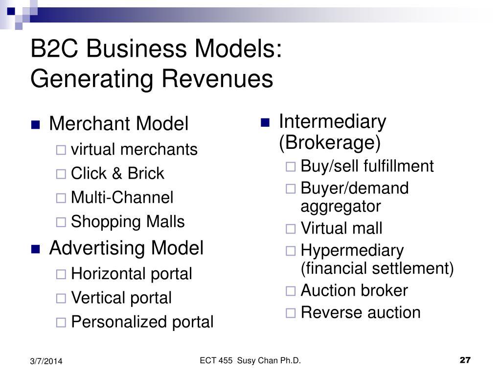 Merchant Model