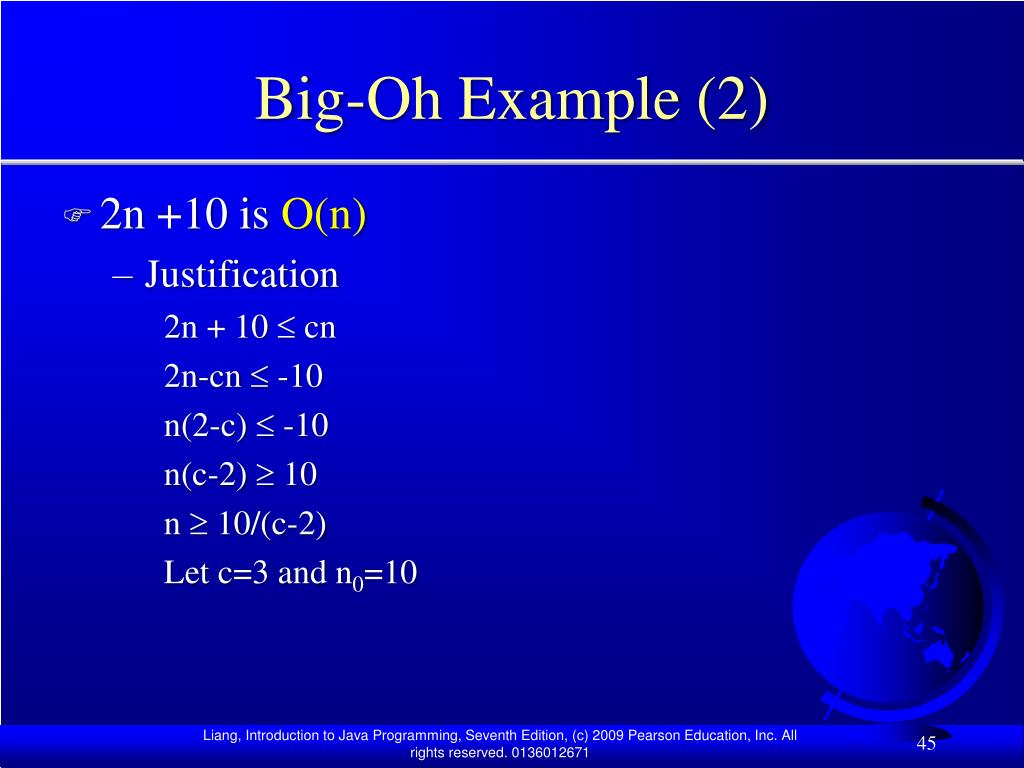 Big-Oh Example (2)