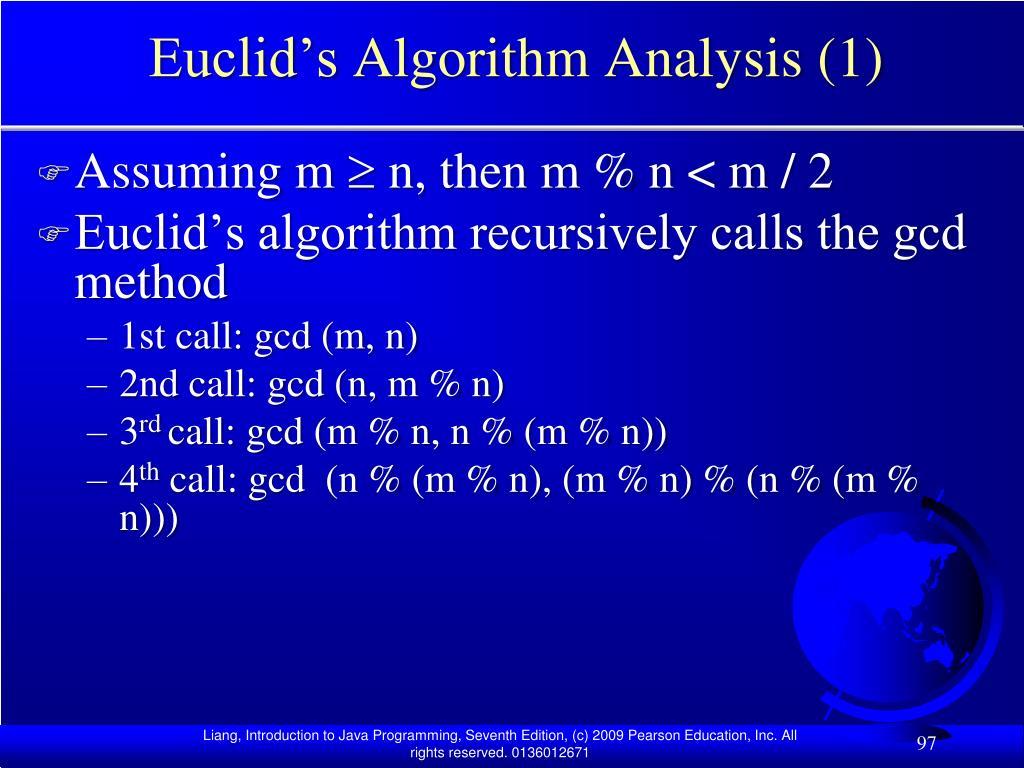 Euclid's