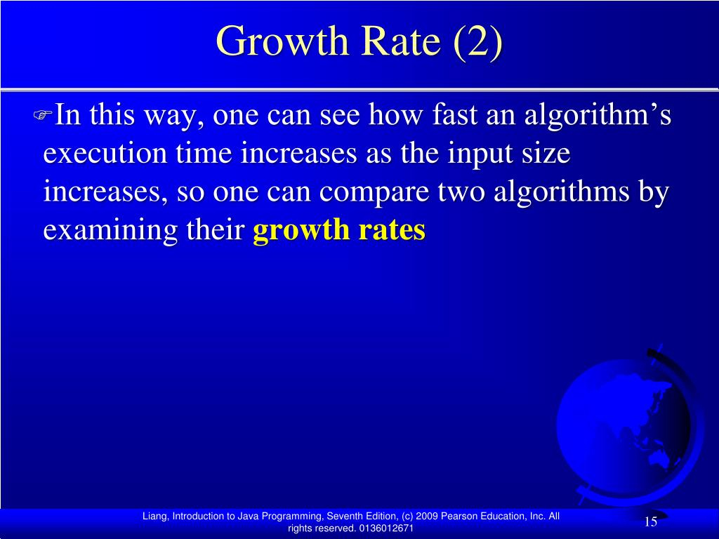 Growth Rate (2)