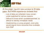 adp pilot